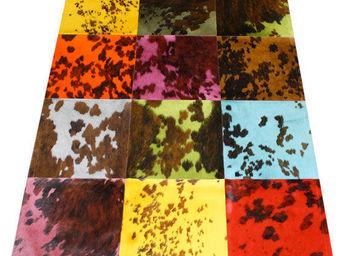 Tergus - tapis peau de vache ref.900 - Tapis Contemporain