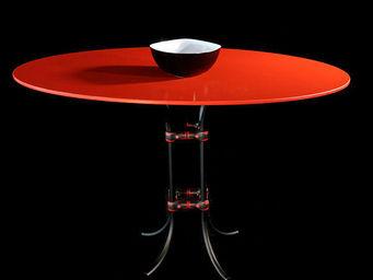 TRILOGIQ -  - Table De Repas Ronde