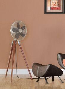 Fanimation - arden de fanimation, un ventilateur design, pied t - Ventilateur Sur Pied