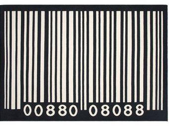 KOKOON DESIGN - tapis d'intérieur design barcod - Tapis Contemporain