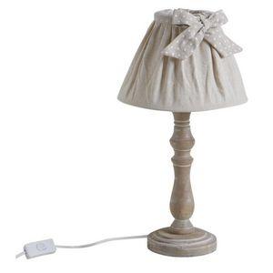 Aubry-Gaspard - lampe pour table de nuit - Lampe À Poser