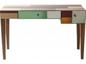 Kare Design - bureau en bois metamorphosis - Bureau
