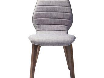 Kare Design - chaise vita grise - Chaise