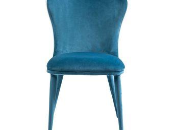 Kare Design - chaise santorini bleu clair - Chaise