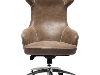 Kare Design - fauteuil de bureau miami - Fauteuil De Bureau
