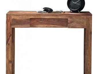 Kare Design - console en bois authentico 90x30cm - Console