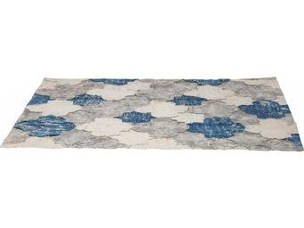Kare Design - tapis carr� vintage patch 170x240 - Tapis Contemporain