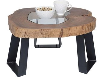 Kare Design - table basse fundy 60x65 cm - Table Basse Forme Originale