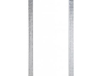 Kare Design - miroir crystals 180x80 - Miroir
