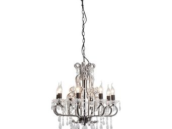 Kare Design - suspension 8 branches princess - Lustre