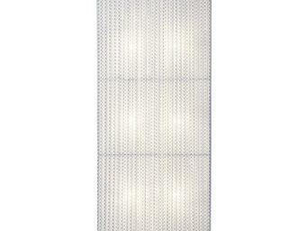 Kare Design - lampadaire rectangular noir et blanc - Lampadaire