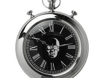 Kare Design - horloge murale rockstar by geiss - Horloge Murale