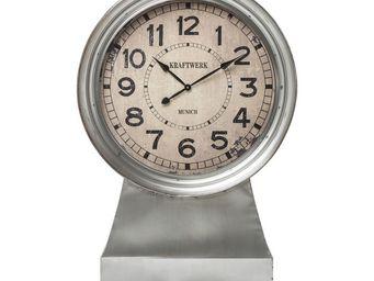 Kare Design - horloge kraftwerk - Horloge À Poser