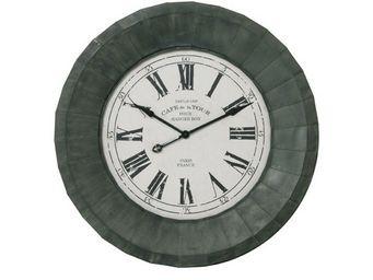 Kare Design - horloge paris iron - Horloge Murale