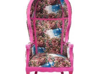 Kare Design - fauteuil carrosse roof kitsch art - Fauteuil