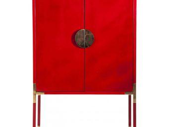 Kare Design - armoire de salon jazz - Armoire À Portes Battantes