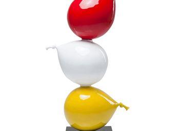 Kare Design - deco three ballons - Statuette