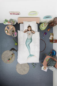SNURK - mermaid - Linge De Lit Enfant