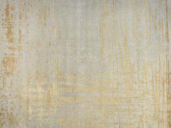 EDITION BOUGAINVILLE - inca ambre - Tapis Contemporain