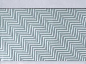 BAILET - ornement prestige - symphonie - 240x37 cm - vert d - Parure De Lit