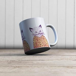 la Magie dans l'Image - mug mon petit chat - Mug