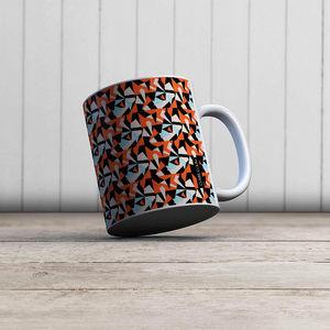 la Magie dans l'Image - mug puzzle orange - Mug