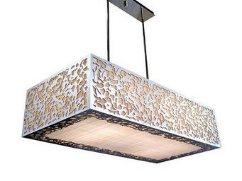 ALAN MIZRAHI LIGHTING - jardin - Suspension