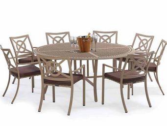 Oxley's - centurian.._ - Table De Jardin Ronde