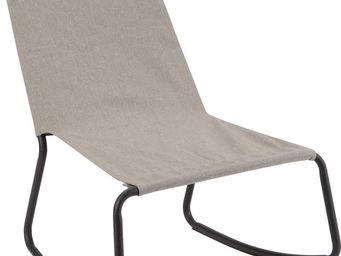 Amadeus - fauteuil bascule gris clair - Rocking Chair