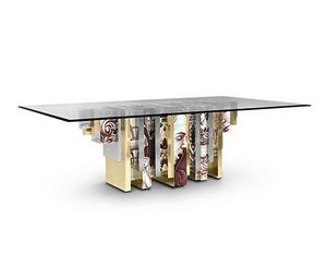 BOCA DO LOBO - heritage - Table Bureau