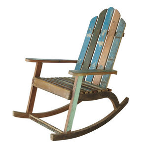 Maisons du monde - calanqu - Rocking Chair