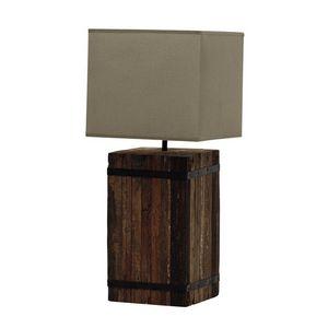 Maisons du monde - minnesota - Lampe À Poser