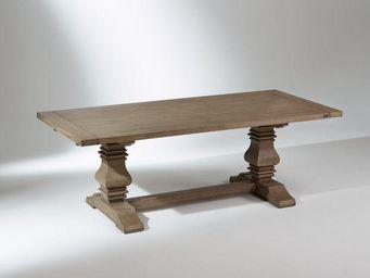 Robin des bois - -penelope - Table À Rallonge