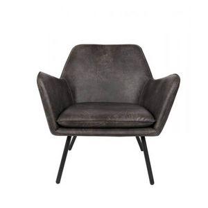 Mathi Design - fauteuil lounge alabama - Fauteuil