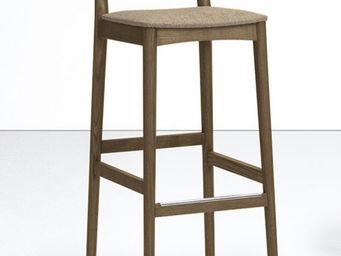 PIAVAL - ''elsa rounded version - Chaise Haute De Bar