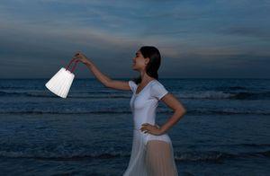 GANDIA BLASCO - plisy - Lampe Portative