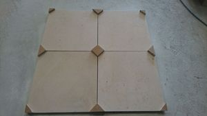 Sols  Pierre & Marbre - dallage octogonal 60x60cm - Dalle De Pierre Naturelle