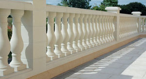 Weser -  - Balustrade