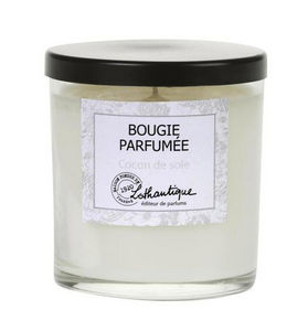 Lothantique - cocon de soie - Bougie Parfumée