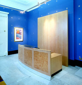 Opm Furniture -  - Banque D'accueil