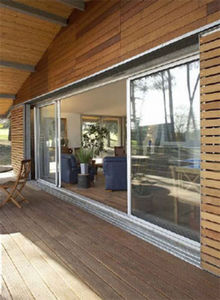 Alcoa Architectural Products - 1770 kasting galandage - Baie Vitr�e Coulissante