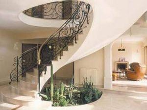 Marbrerie Des Yvelines -  - Escalier H�lico�dal