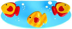 L'AGAPE - comme un poisson dans l'eau - Patère Enfant