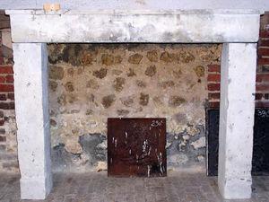 Antik Materiaux -  - Chemin�e � Foyer Ouvert