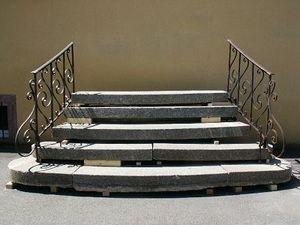 Au R�veil du Temps -  - Escalier D'ext�rieur