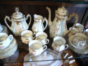 Antiquité et Faïence -  - Service À Café