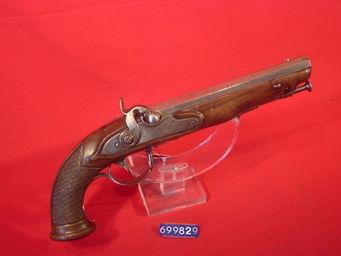 LE HUssARD - pistolet de gendarme de la garde - Pistolet Et Révolver