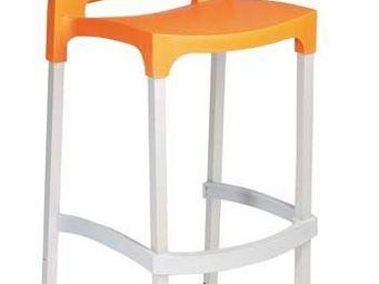 Grupo RESOL - rick - Chaise Haute De Bar