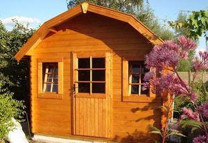 Casa Chalet - country - Abri De Jardin Bois