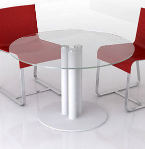 swanky design - marco - Table De Repas Ronde